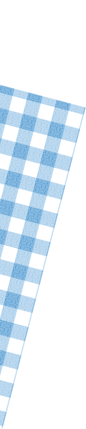 blue pattern table cloth