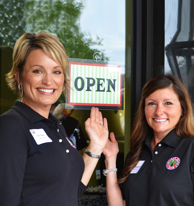 Meet the Owners of Greenville, August Rd.